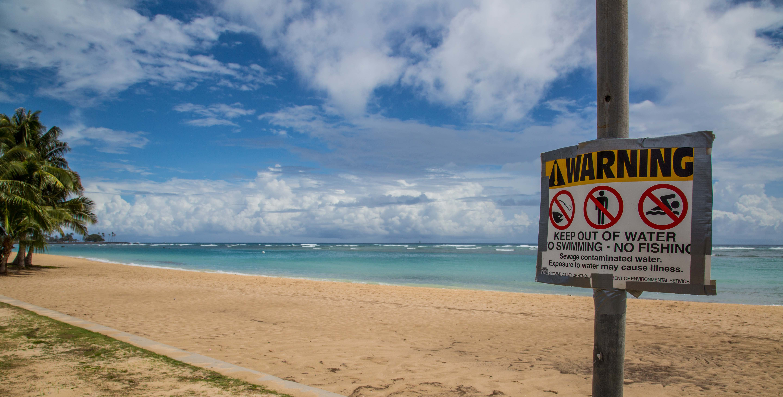 Massive Sewage Spill on Waikiki - Surfrider Foundation