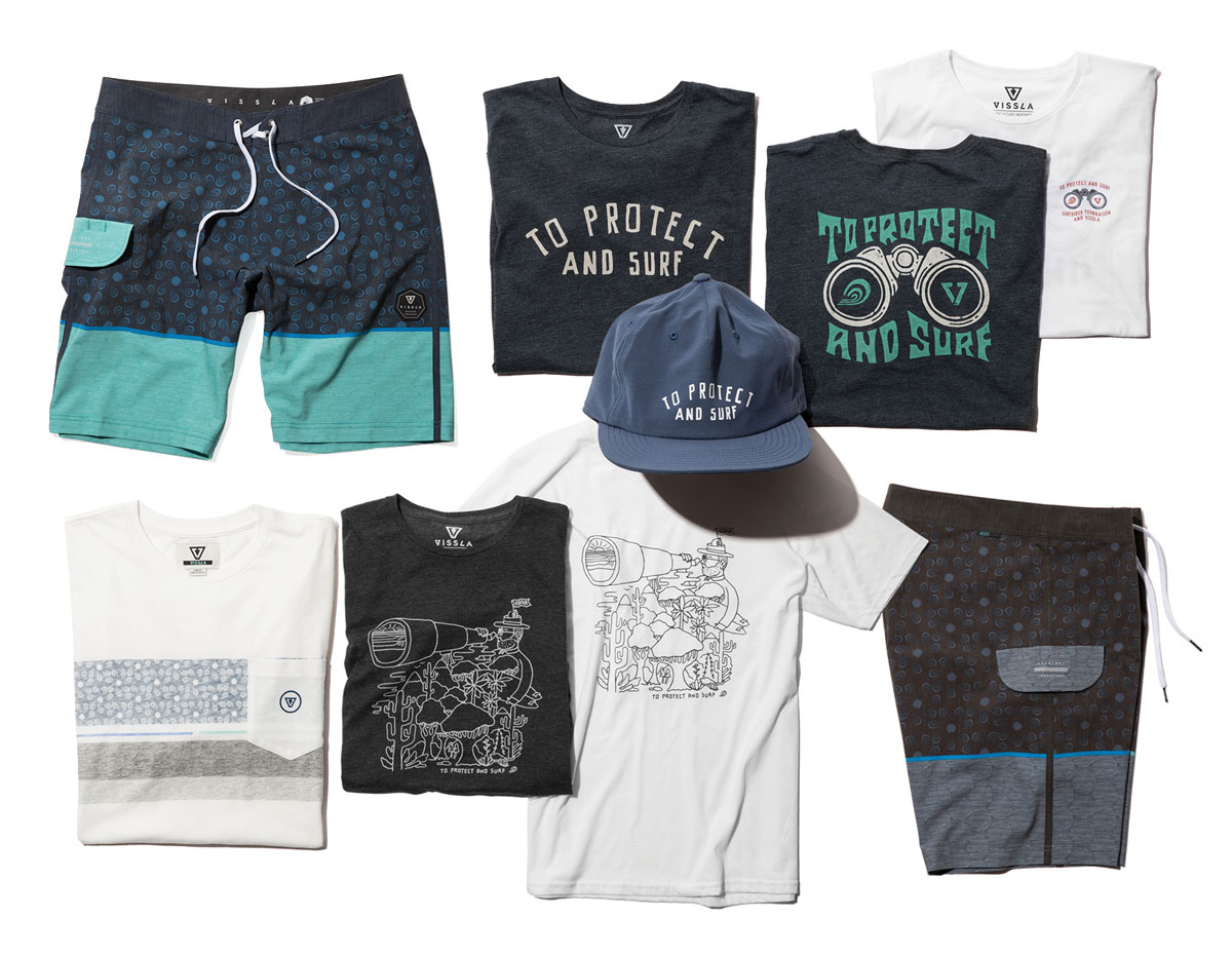 ff90218849 Vissla is a young and bold surf line that came on the scene in 2013 and has  been a proud supporter of Surfrider and member of the Surf Industry Coastal  ...