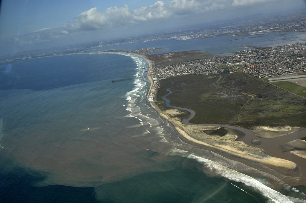 Tijuana River The Largest Sewage Spill We Ve Ever Seen