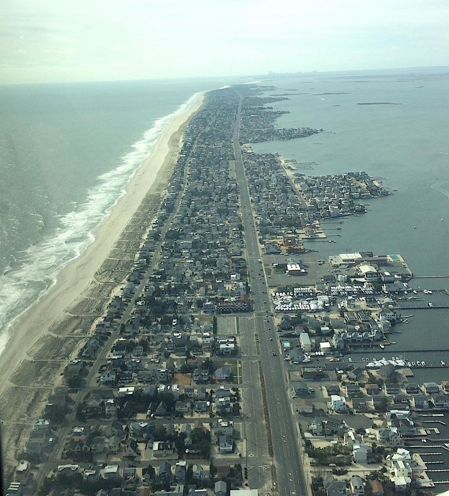 Long Beach Island New Jersey: King Tides: A Window Into Future Sea Level Rise