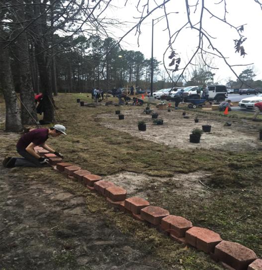 OFG Project At UNC-Wilmington, North Carolina