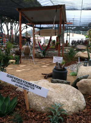 """San Diego Chapter OFG """"Uses The Force"""" At County Fair: Wins"""