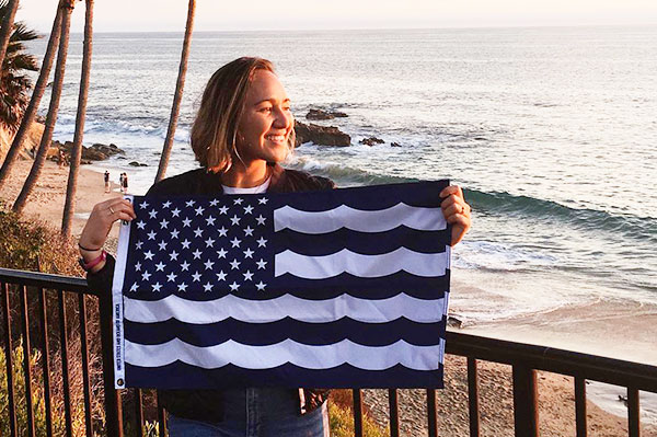 World Champion Surfer Carissa Moore