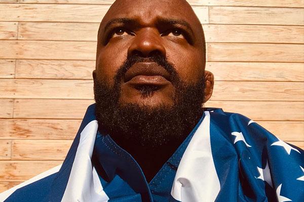 TV Celebrity Sal Masekela