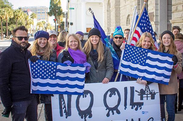 Surfrider Charleston Chapter Activists