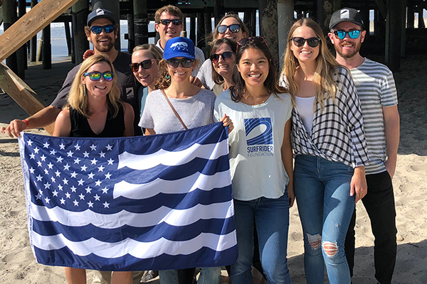 Surfrider Foundation Staff & Friends