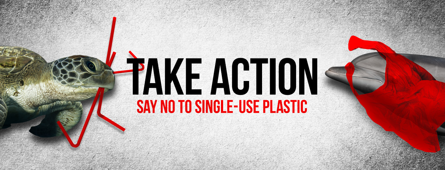 Take Action: Say No to Single-Use Plastic