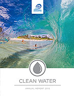2015 Clean Water Annual Report